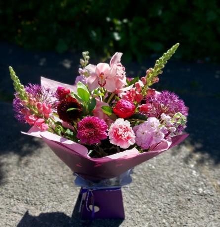 Pretty Pinks Aqua Box