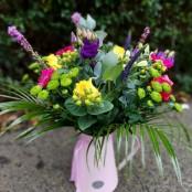 FLOWERZONES JUG ARRANGEMENT